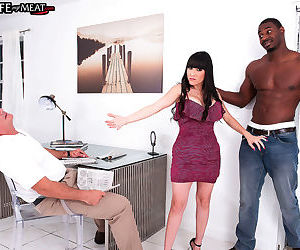 Interracial cuckold cheating with big black cock - part 871