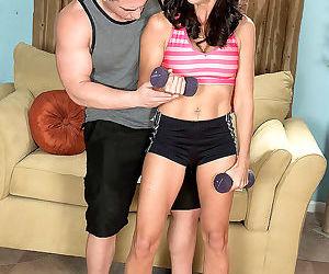 Sexy milf katrina kinks first anal scene - part 291