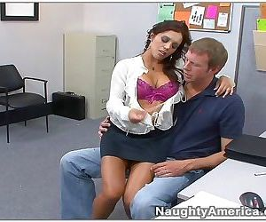 Francesca le office cock - part 283
