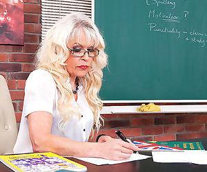 Fuck the mature teacher - part 2830