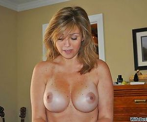 Deep blowjobs from a happy milf wife - part 2719