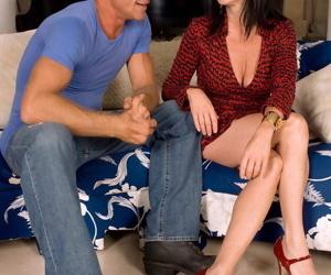 Karen kougar gets ass fucked in her first scene - part 2006