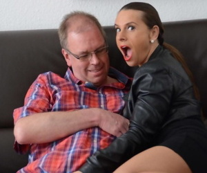 Polish whore Sexy Susy with sizable breasts tries sex with..