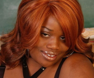 Mature SSBBBW teacher Princess flashes big saggy black..
