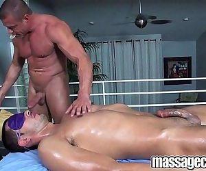 Massagecocks Gangster's Paradise - 6 min HD