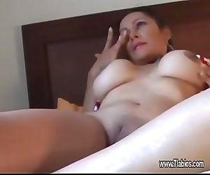 Casting de mujer madura amateur 12 min