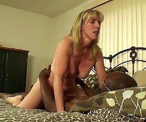 Carol Fucks Two Big Beautiful Black CocksHD