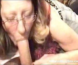 Mature Blow Job - 8 min