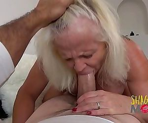 Naughty Mature Whore Cums On A Huge Cock And Loves It 12..