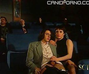 Italian vintage porn movie
