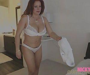 Sara Jay Bombshell Latina Mom Nicky Ferrari and Charly in..