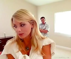 MILF Mom Anal Big Boobs --- Vicky Vette --- David Perry 21..
