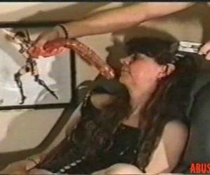 Great Dildo vs Esophigus Deepthroat Action: Free HD Porn..