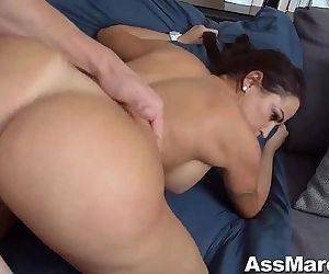 Julianna Vega Works a Big Cock