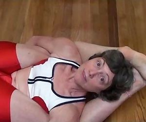 Incredible Mature Contortionist Goldsole57 Compilation - 6..