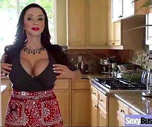 Big Melon Round Tits Wife In Hardcore Sex Scene video-05