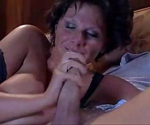 Very Hot French Mature Classic - 5 min