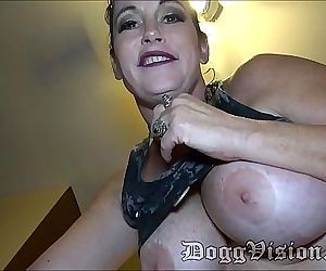 Sherry Stunns Huge Tits Stray Cat 3 min HD+