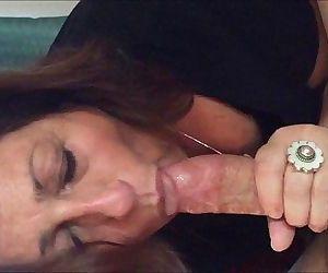 Granny Cocksucker Amateur Video HOMEMADE - 6 min