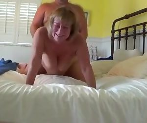 Daddy fat man roben sex wife