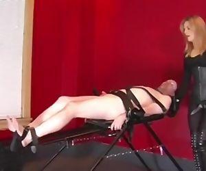 Mistress fetish femdom