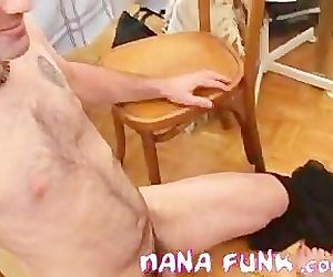 Nana Funk Pussy Licked And Suck Cock