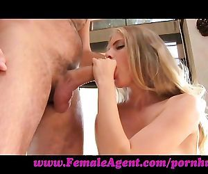 FemaleAgent. Sexual dynamite unleashed