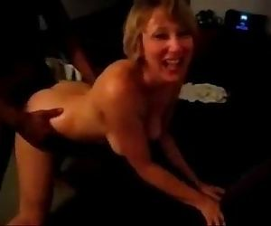 Cuckold wife gets bbc for her bday- full vid on..