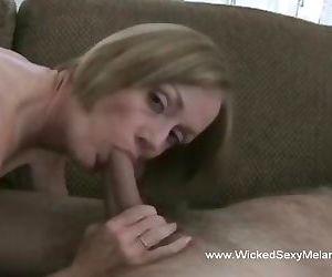Melanie Has A Wet Fuckhole