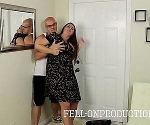 [Fell-On Productions] Madisin Lee in My Slutty Mom - 2 min..