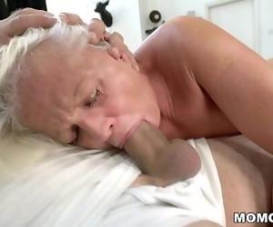Old woman still needs big dick 6 min 1080p