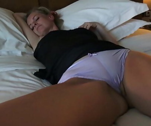 Horny fuck with sleeping Mom 16 min 1080p