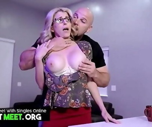 Cory Chase in Husband needs promotion his boss fucks his..