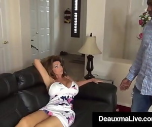 Busty Texas Mommy Deauxma Fucks Big Black Cock To Erase..