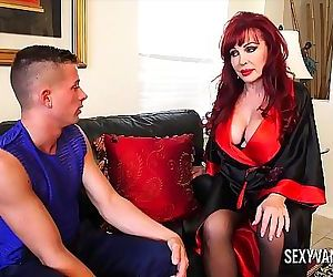 Sexy Vanessa teaching her stepson how to fuck 12 min 1080p