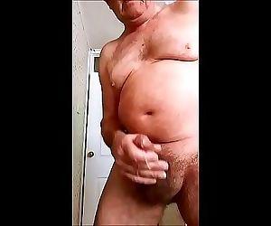 Watch Me Wanking Hard until I Cum 3 min