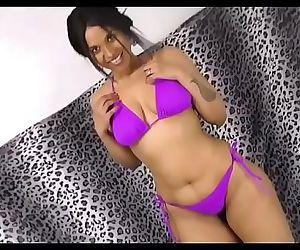 Horny Lily In Pink Bikini 65 sec 720p