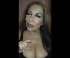 Mistress Samantha Paris - Putting MY Cuckold Loser Husband..