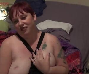 Cock Ninja Studios Mom Makes Submissive Son Watch & Fuck..