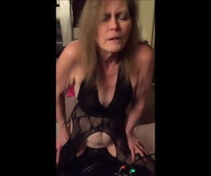 THE WIFES FIRST RIDE ON A SYBIAN