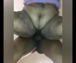 Mrs. Meatys Pussy Farts For A BBC And Creampie