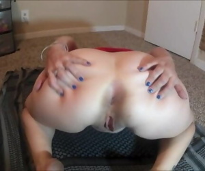 Big Gaping Pussy, Ass Hole And Pussy Farts