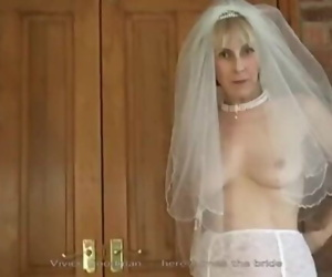 Vivien Goodman - here comes the bride