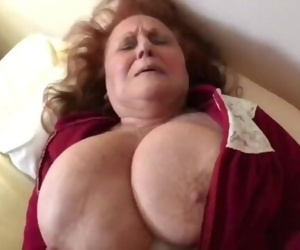 Perfect BBW Granny