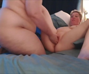 Lesbian Fisting and Anal, DP, pussy throbbing closeup-..