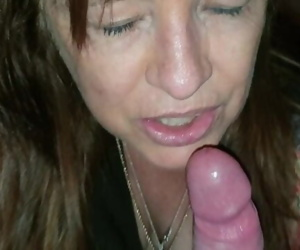 Suck my cock after you fucked yiur boyfriend
