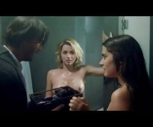 Knock Knock Sex Scene