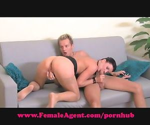 FemaleAgent. Lucky devils casting