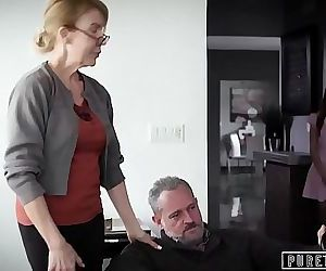 PURE TABOO Delinquent Teens Corrupted by Pervert..