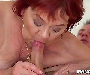 Old grandma still needs romanceMarsha and Rob 6 min